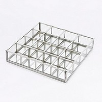 Juniper Grid Jewellery Storage Tray - Urban Outfitters
