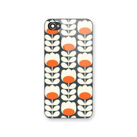 New Orla Kiely Floral Pattern Print On Hard Case For iPhone 6s 6s plus 5/5s 4/4s