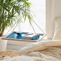 Shiam Pressed Glass Floating Shelf - Urban Outfitters