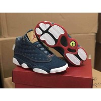 Air Jordan 13 Retro Blue Denim Levi's