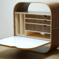 Camille Wall Desk
