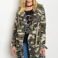 Join The Force Camouflage Jacket