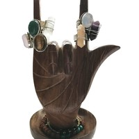 Love Hand Jewelry Holder