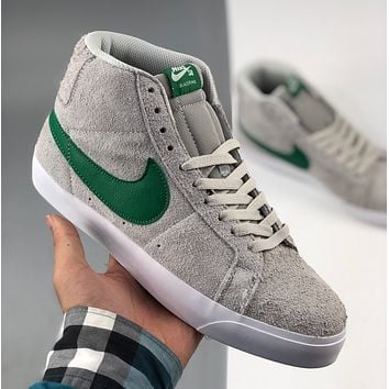 Nike SB Blazer Mid Trailblazer High-Top Sneakers
