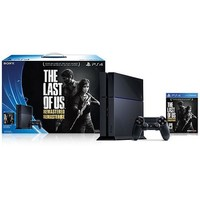 PS4 Console and Last of Us Game Bundle plus Choice of 2 Games - Walmart.com