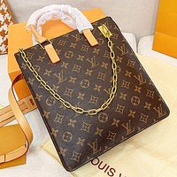LV Louis Vuitton New fashion monogram leather shoulder bag crossbody bag handbag