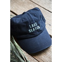 Lake Season Hat, Navy
