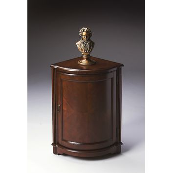 Durham Plantation Cherry Corner Cabinet by Butler Specialty Company 2115024