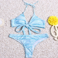 Women Bathing Suit Vintage Beach Swimsuit Bikini