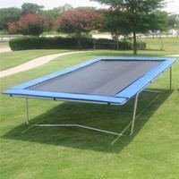 Olympic Rectangle Trampoline 10 x 17:Amazon:Sports & Outdoors