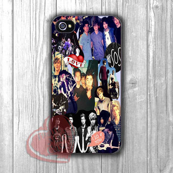 5 SOS Collage -tri for iPhone 4/4S/5/5S/5C/6/ 6+,samsung S3/S4/S5,samsung note 3/4