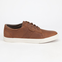 Reef Ridge Lux Mens Shoes Chocolate  In Sizes