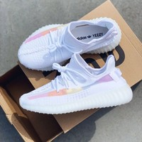 Adidas Yeezy Boost 350v2 Lovers'leisure running shoes