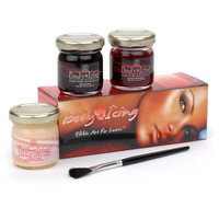 MyJoyCollection  — Body Icing™ Edible body icing™