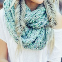 Windsor Knitted Scarf