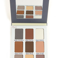 The Balm Meet Matt(e) Nude Eye Shadow Palette
