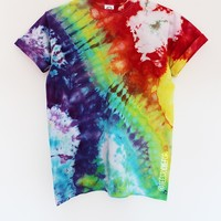 Good Vibrations Tie Dye Top.