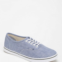 Vans Authentic Lo Pro Chambray Women's Low-Top Sneaker - Urban Outfitters