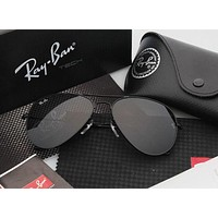 Ray-Ban classic men and women fashion wild personality retro polarized sunglasses