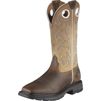 Ariat Workhog Wide Square Toe Tall Steel Toe Boot - Men's