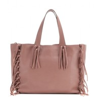 valentino - c-rockee leather tote