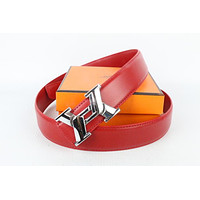Hermes belt men's and women's casual casual style H letter fashion belt111