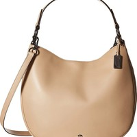 COACH Women's Natural Calf Nomad Hobo