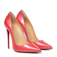 {SC}   Christian Louboutin 2021 New pointed high heels  3.25