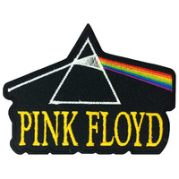 Pink Floyd Music Band Logo I Embroidered Iron Patches