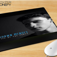Shawn Mendes Song Mousepad Mouse Pad|iPhonefy