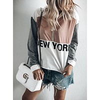 Welcome To New York Hoodie