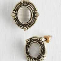 ModCloth Vintage Inspired Curate the Classics Earrings