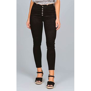 Belle Button Fly Pants