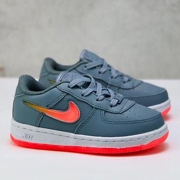 NIKE Girls Boys Children Baby Toddler Kids Child Fashion Casual Sneakers Sport Shoes-1