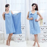 SPA Cocoon Luxurious Bathrobe that you can also lounge and sleep in