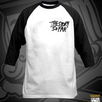 TSSF USDA LOGO BBALL TEE WHITE BODY
