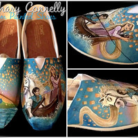Disney's Tangled Toms Shoes