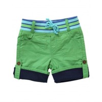Clearance Rockin' Baby James Green Roll Up Short