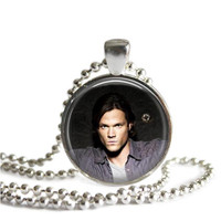 Sam Winchester Necklace Handmade Supernatural Jewelry