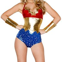 Wonder Woman Bodysuit Costume