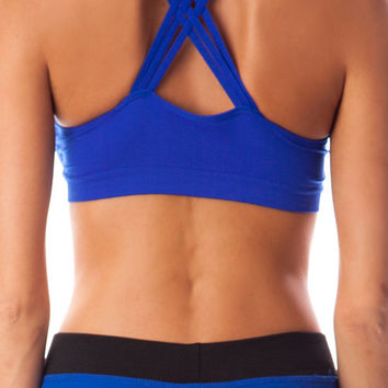 Sports and Strappy Bra (more colors) - FINAL SALE