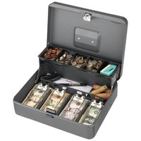 STEELMASTER 2216194G2 Tiered Tray Cash Box