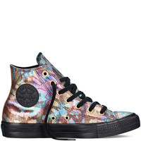 Chuck Taylor All Star Iridescent Leather
