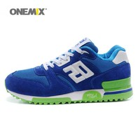 New Men Winter Running Shoes For Women Run Sports Shoe Agan Retro Classic Athletic Trainers Baby Blue Outdoor Walking Sneakers 8