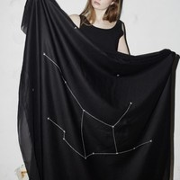 Virgo Constellation Scarf