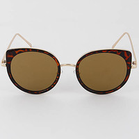 Diva framed sunglasses