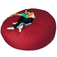 Micro Suede Giant Bean Bag Chair