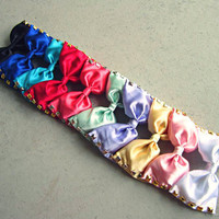 Studded Bows from Love What's Missing