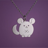 Chinchilla Necklace