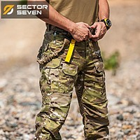 new IX2 Waterproof camouflage tactical pants War Game Cargo pants mens Pants trousers Army military Active Pants